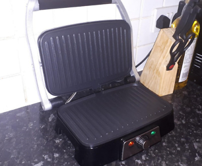 Sandwich Toaster Waffle Maker Iron Toastie Grill Panini Press 2000w Machine 3in1