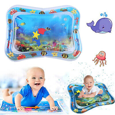 Inflatable Baby Water Mat Novelty Play for Kids Children  Infants Tummy Fun Time