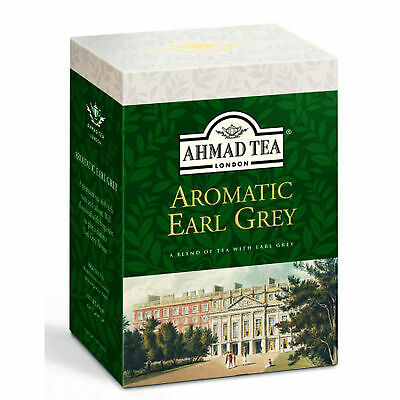 Ahmad Tea - Aromatic Earl Grey - 500g Loser Tee