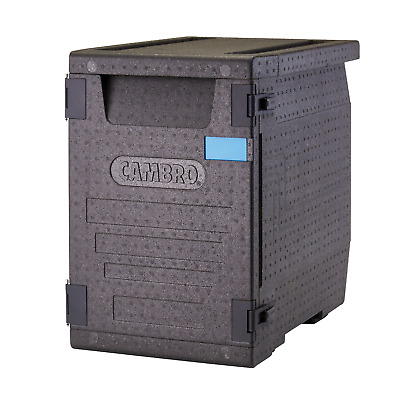 Cam Gobox Insulated Food Pan Carrier, 90.9 Qt