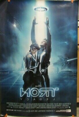 28cm x43cm Tron Legacy Movie Poster #07 11x17 Mini Poster