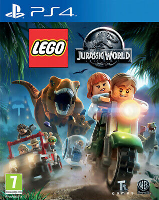 PS4 LEGO Jurassic World - NUOVO SIGILLATO