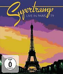 Supertramp - Live in Paris 1979 | DVD | Zustand gut