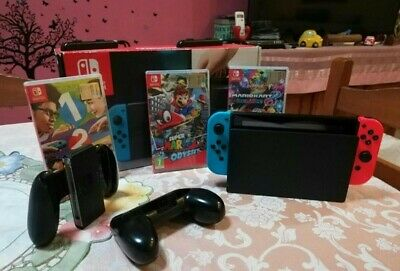 Nintendo switch + giochi