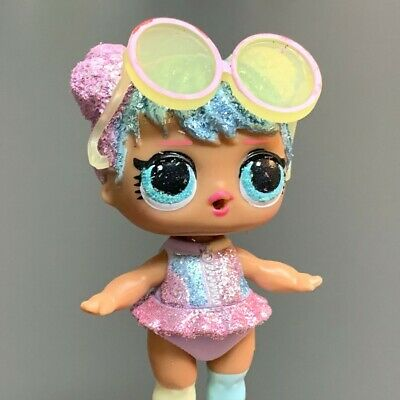 LOL Surprise Doll Bling Glam Glitter POSH /& Lil POSH Sis Holiday Series Toys