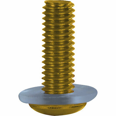 Oxford Screen Screw Kit Gold Anodised Motorbike Motorcycle Replacement Part