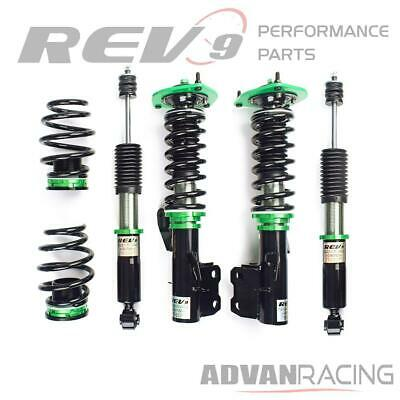 Hyper-Street ONE Lowering Kit Adjustable Coilovers For Nissan Versa (C11) 07-13