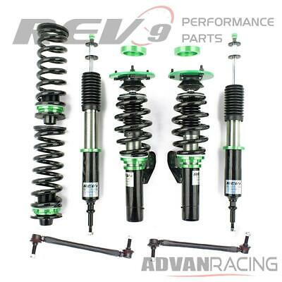 Hyper-Street ONE Lowering Kit Adjustable Coilovers For BMW E90 Sedan RWD 06-11