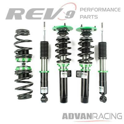 Hyper-Street ONE Lowering Kit Adjustable Coilovers For BMW E46 Sedan RWD 1999-05