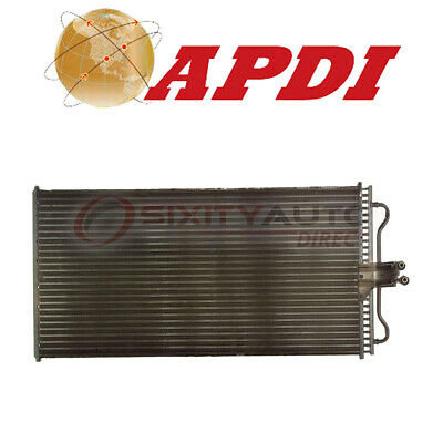 Compatible with 2004-2008 Ford F150 4.2L 5.4L A//C Condenser