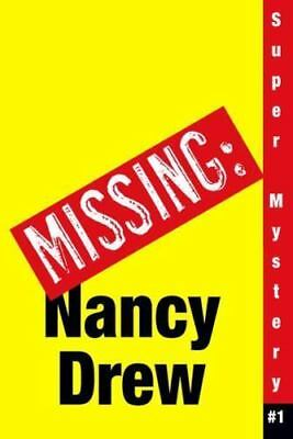 Where's Nancy? (Nancy Drew: Girl Detective Super Mystery #1) by Keene, Carolyn