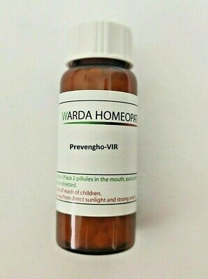 PREVENGHO-VIR COMBINATION HOMEOPATHY/HOMEOPATHIC REMEDY --- 450 pilules