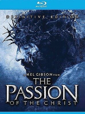 The Passion Of The Christ Blu-ray by