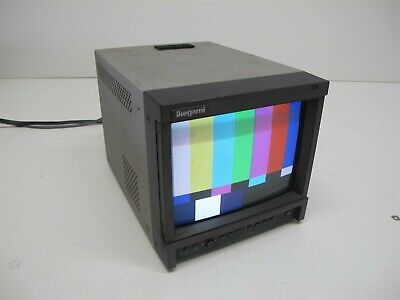 Ikegami TM9-3D SDI Color CRT Monitor 9""