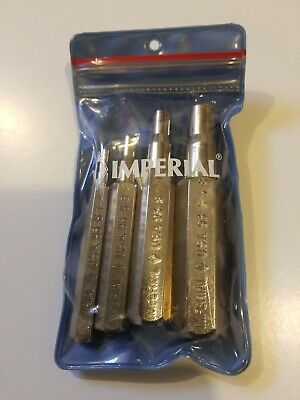 Imperial USA 93-S Punch 4 pcs.set