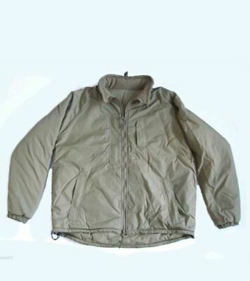 Genuine British Military Thermal Cold Weather Jacket PCS Current Issue full zip