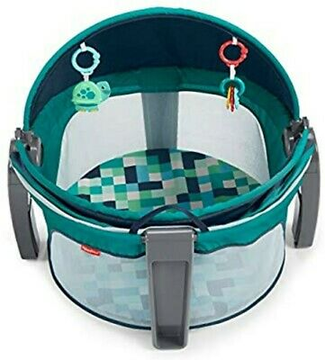 Fisher-Price On-The-Go Baby Dome Portable Infant Play Space