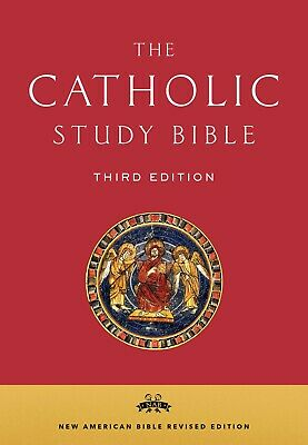 The Catholic Study Bible: New American Bible THIRD Edition| P*D*F⚡Fast Deliv✅📩