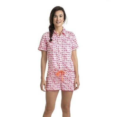 Vineyard Vines XO Pajama Lounge Set Size Small MSRP $118