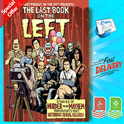 The Last Book on the Left by Ben Kissel (2020, Digital) Full Version💯