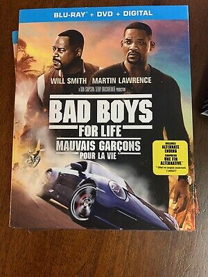 Bad Boys For Life Blu-ray + DVD + Digital