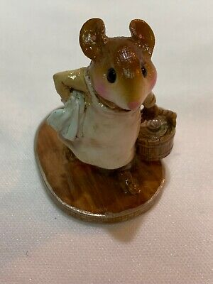Wee Forest Folk Wee Sea Folk Retired Special Color Edward Haskell