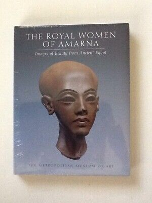 Royal Women of Amarna Images of Beauty from Ancient Egypt 1996 NEW SEALED!!!