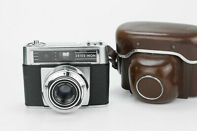 Zeiss Ikon Contessa LKE Carl Zeiss Tessar 50mm 2.8 35mm film rangefinder camera