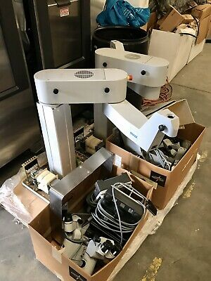 Zeiss Ceiling Mounted Microscope CS-XY F170 Head For Parts Only- 1 per purchase
