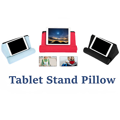 Tablet Stand Pillow Reader Book Holder Lap Reading For iPad Phone Cushion