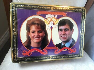 Vintage Waddingtons Limited Edition 500 Piece Jigsaw Puzzle Andrew & Sarah
