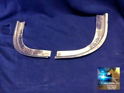 Ford Escort Mk1 Front Window Corner Repair Sections L/H + R/H 1968-1975 Mex RS