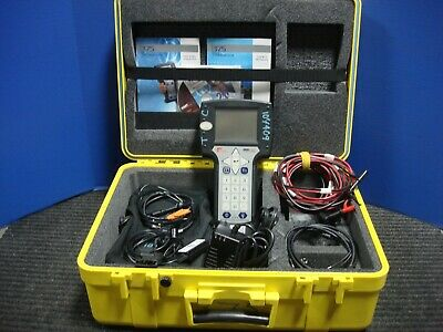 Emerson Hart Fieldbus Rosemount 375 Field Communicator System