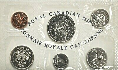 Canada 1971 Proof Like Set with COA & Original Envelope!!