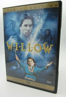 Willow (DVD, 2003, Special Edition) Val Kilmer