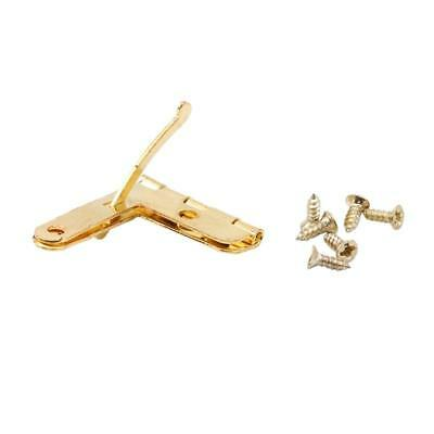 Metal 90 Degree Angle Hinges New Strap Hinge Cabinet Hardware Supplies Wooden LE