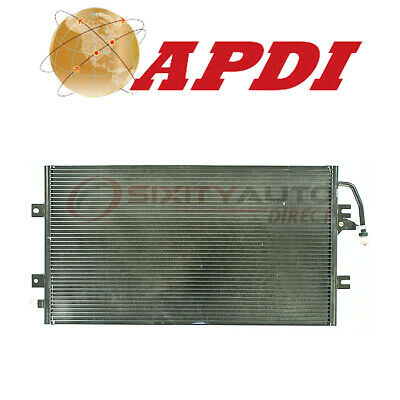 APDI 7014623 A/C Condenser for Air Conditioning HVAC ie
