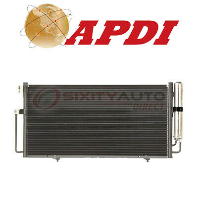APDI 7013392 A/C Condenser for Air Conditioning HVAC bw