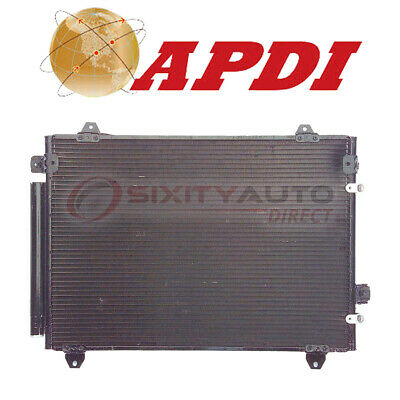 APDI 7013101 A/C Condenser for Air Conditioning HVAC zv