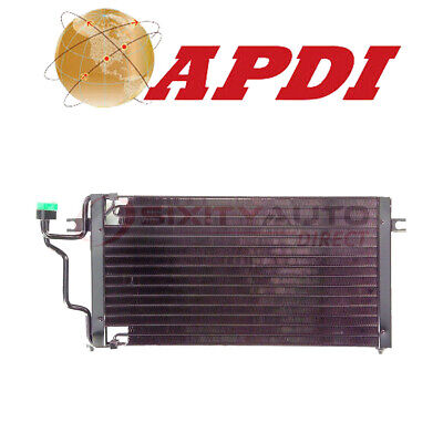 APDI 7014538 A/C Condenser for Air Conditioning HVAC lo