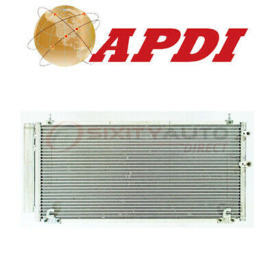 APDI 7013046 A/C Condenser for Air Conditioning HVAC no