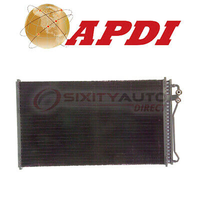 APDI 7014676 A/C Condenser for Air Conditioning HVAC qy