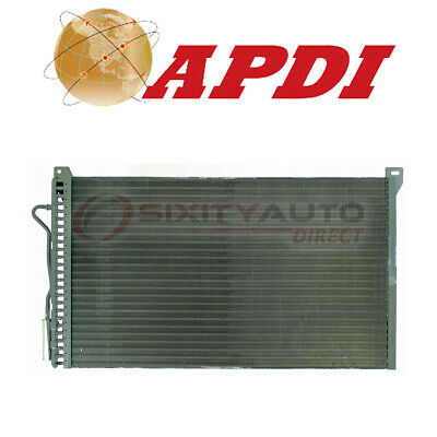 APDI 7013573 A/C Condenser for Air Conditioning HVAC lz