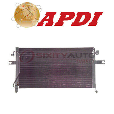 APDI 7013001 A/C Condenser for Air Conditioning HVAC zf