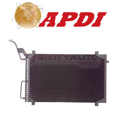 APDI 7014156 A/C Condenser for Air Conditioning HVAC zb