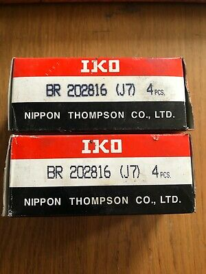 IKO TLAM2526 Metric Close end Shell Needle Roller Bearing FACTORY NEW!