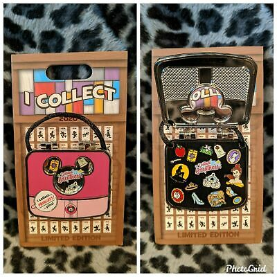 Disney Parks I Collect Princess Pin! LE 2000 SOLD OUT! FAST SHIP IN HAND!