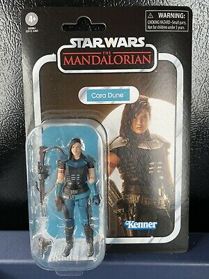 "Star Wars Vintage Collection CARA DUNE 3.75"" Action Figure VC164"