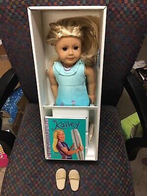 American Girl doll Kailey  GOTY 2003 NEW IN BOX!