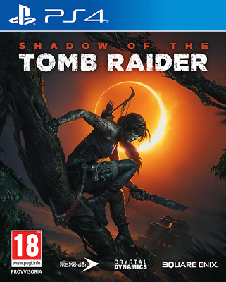 PS4 Shadow of the Tomb Raider - NUOVO SIGILLATO